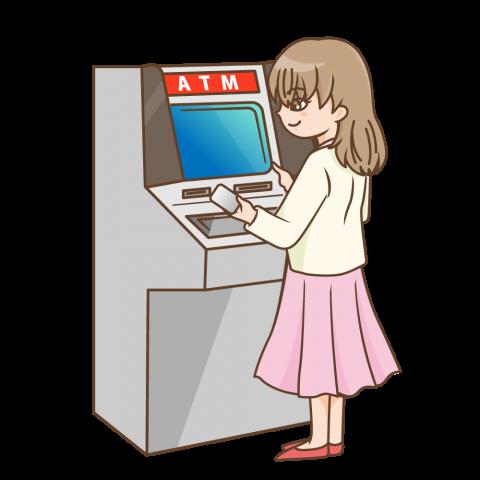 ATM-借金生活脱出日記