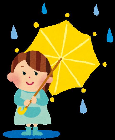 梅雨-借金生活脱出日記