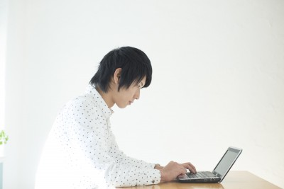 パソコンで検索-借金生活脱出日記