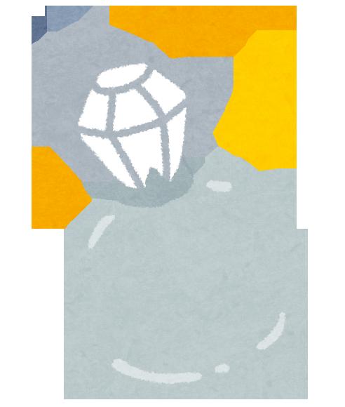ダイヤの指輪-借金生活脱出日記