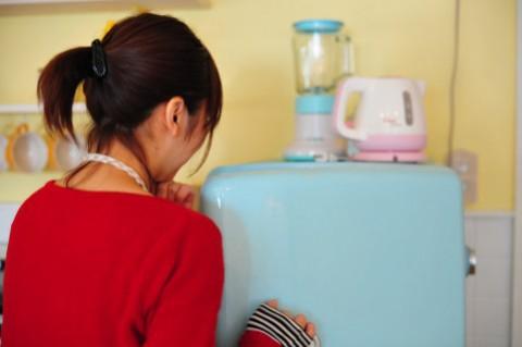 冷蔵庫-債務整理日記