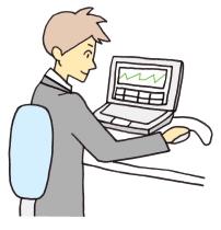 パソコン-借金生活脱出日記