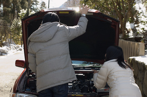 車の故障-借金生活脱出日記