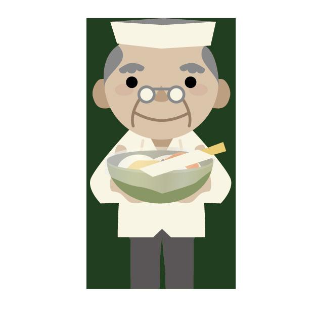 初老の男性-借金生活脱出日記