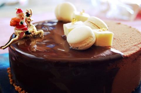 クリスマスケーキ-借金生活脱出日記