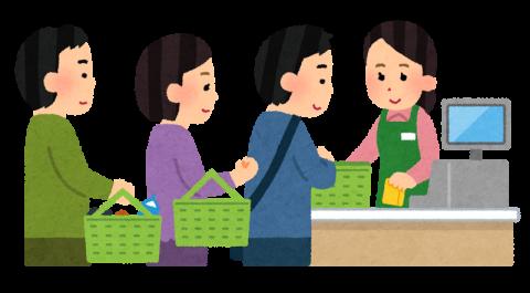 スーパーで発行されるクレジットカード
