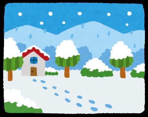 寒冷地で生活保護