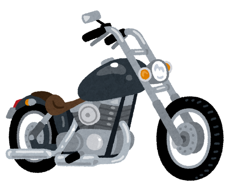 趣味のバイクにお金がかかって自己破産?